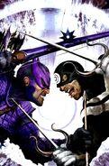 Dark Reign Hawkeye Vol 1 2 Textless