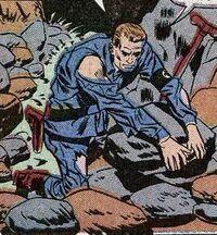 Erik Josten als huurling van Zemo (Avengers -21)