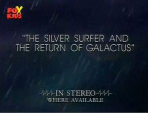 Fantastic Four (1994 animated series) Season 1 13 Screenshot
