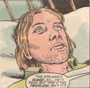 Gil Jeffers (Earth-616) from Incredible Hulk Vol 1 335 001