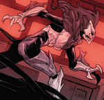 Hive (Poisons) (Earth-17952) Members-Poison Black Cat from Venomized Vol 1 1 001