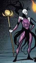 Hive (Poisons) (Earth-17952) Members-Poison Sister Grimm from Venomverse Vol 1 5 001