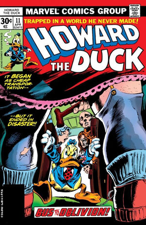Howard the Duck Vol 1 11