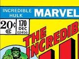 Incredible Hulk Vol 1 170