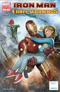 Iron Man Early Warnings Vol 1 1