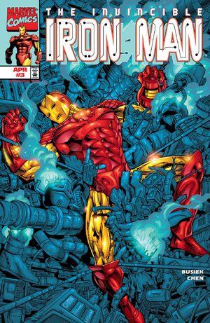 Iron Man Vol 3 3