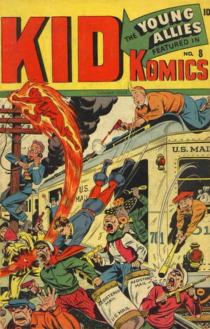Kid Komics Vol 1 8