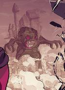 Krakoa (Sinister's Castle) (Earth-616) from Uncanny X-Men Vol 2 17 0001