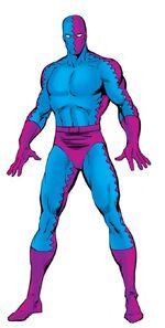 Leopold Stryke (Earth-616) from Defenders Strange Heroes Vol 1 1 001