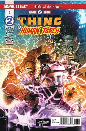Marvel 2-In-One Vol 1 6