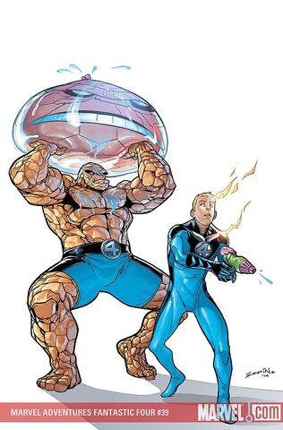File:Marvel Adventures Fantastic Four Vol 1 39 Textless.jpg
