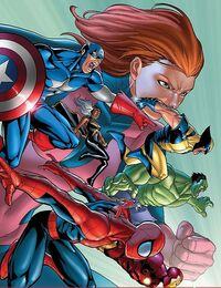 Marvel Adventures The Avengers Vol 1 32 Textless