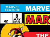 Marvel Feature Vol 1 9