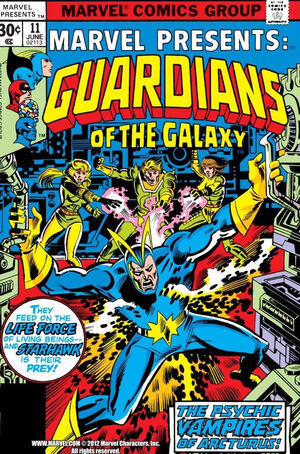 Marvel Presents Vol 1 11