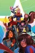 Marvel Rising Vol 1 0 Textless