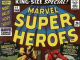 Marvel Super-Heroes King-Size Special Vol 1