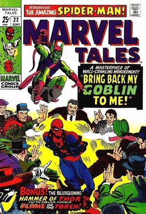 Marvel Tales Vol 2 22