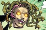 Medusa (Gorgon) (Earth-BW20D) from Mrs. Deadpool and the Howling Commandos Vol 1 1 001