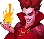 Mephisto (Earth-TRN562) from Marvel Avengers Academy 002