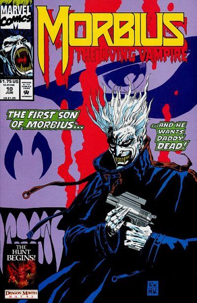 Morbius The Living Vampire Vol 1 10