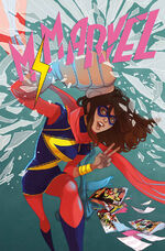 Ms. Marvel Vol 3 13 Textless