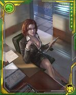 Natalia Romanova (Earth-616) from Marvel War of Heroes 025