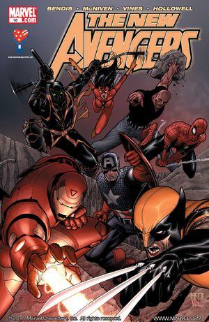New Avengers Vol 1 16