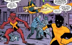 New Mutants (Earth-TRN656) from X-Men Worst X-Man Ever Vol 1 2 001