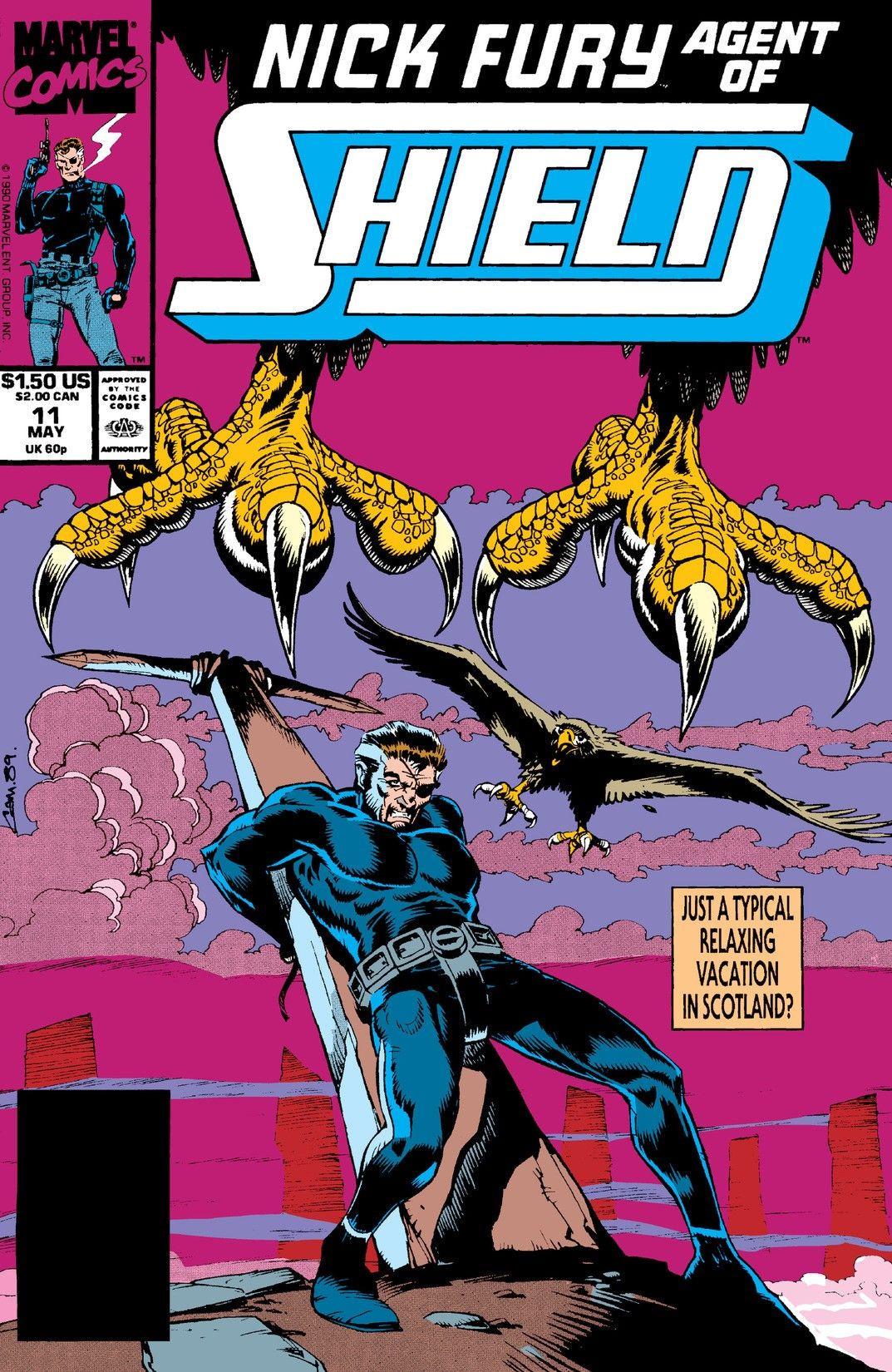 Nick Fury, Agent of S.H.I.E.L.D. Vol 3 11