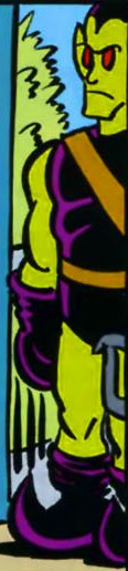 Norman Osborn (Earth-99062) Spider-Man and Power Pack Vol 2 2