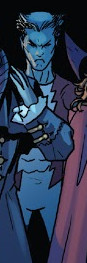 Pietro Maximoff (Earth-Unknown) from X-Men No More Humans Vol 1 1 0001