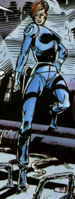 Red (Deltite) (Earth-616) from Nick Fury vs. S.H.I.E.L.D. Vol 1 2 001