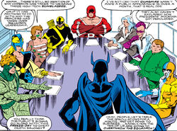 Redeemers (Earth-712) Squadron Supreme Vol 1 12