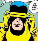 Scott Summers (Earth-616) from X-Men Vol 1 1 0003