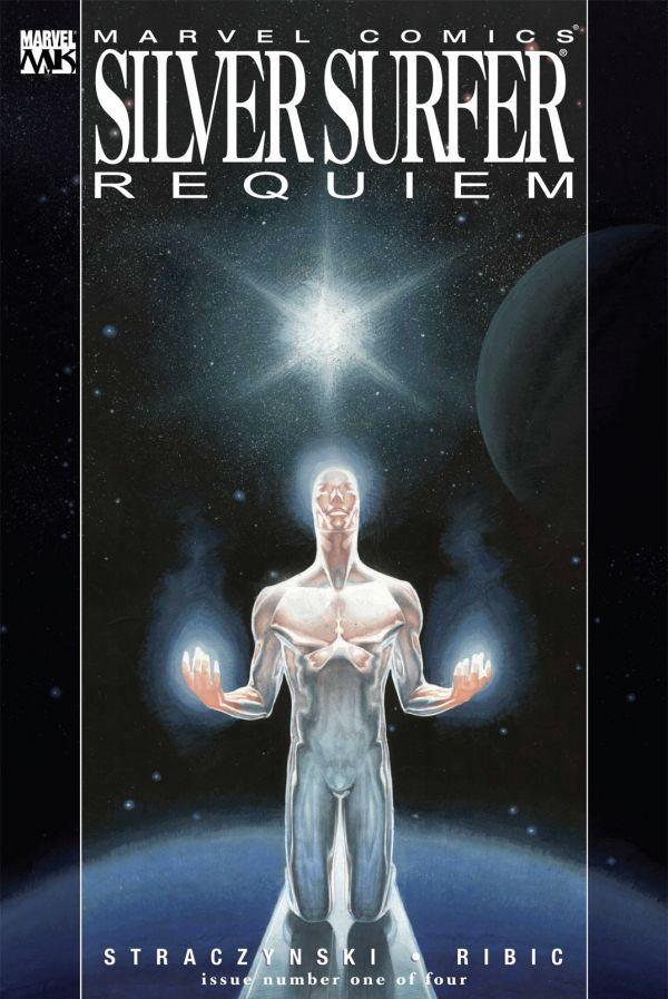 Silver Surfer - Requiem 1
