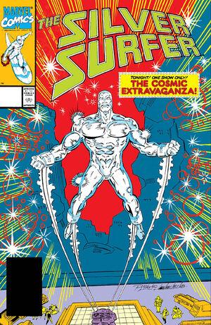 Silver Surfer Vol 3 42