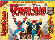 Super Spider-Man with the Super-Heroes Vol 1 161
