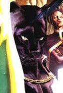 T'Challa (Earth-9997) from Universe X Vol 1 8 0001