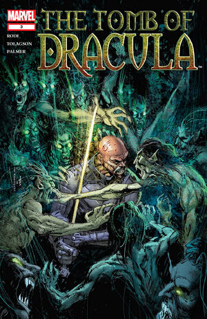 Tomb of Dracula Vol 4 3