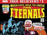 True Believers: Kirby 100th - Eternals Vol 1