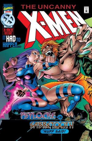 Uncanny X-Men Vol 1 328