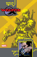 Weapon X The Draft - Agent Zero Vol 1 1