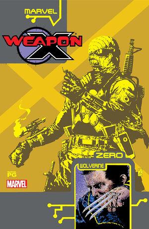 Weapon X The Draft - Agent Zero Vol 1 1