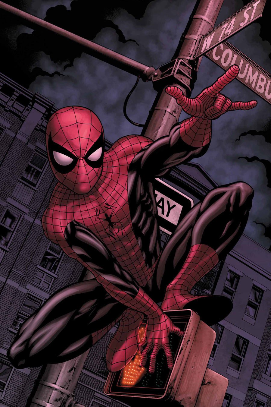 Peter Parker Earth-616  Marvel Database  Fandom Powered By Wikia-8772