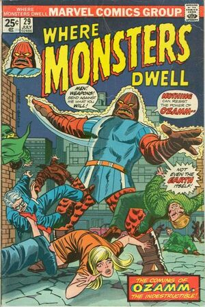 Where Monsters Dwell Vol 1 29