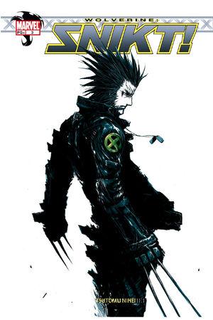Wolverine Snikt! Vol 1 3