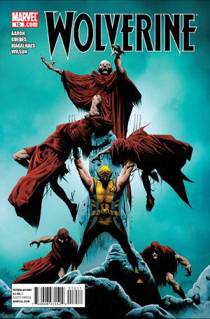 Wolverine Vol 4 10