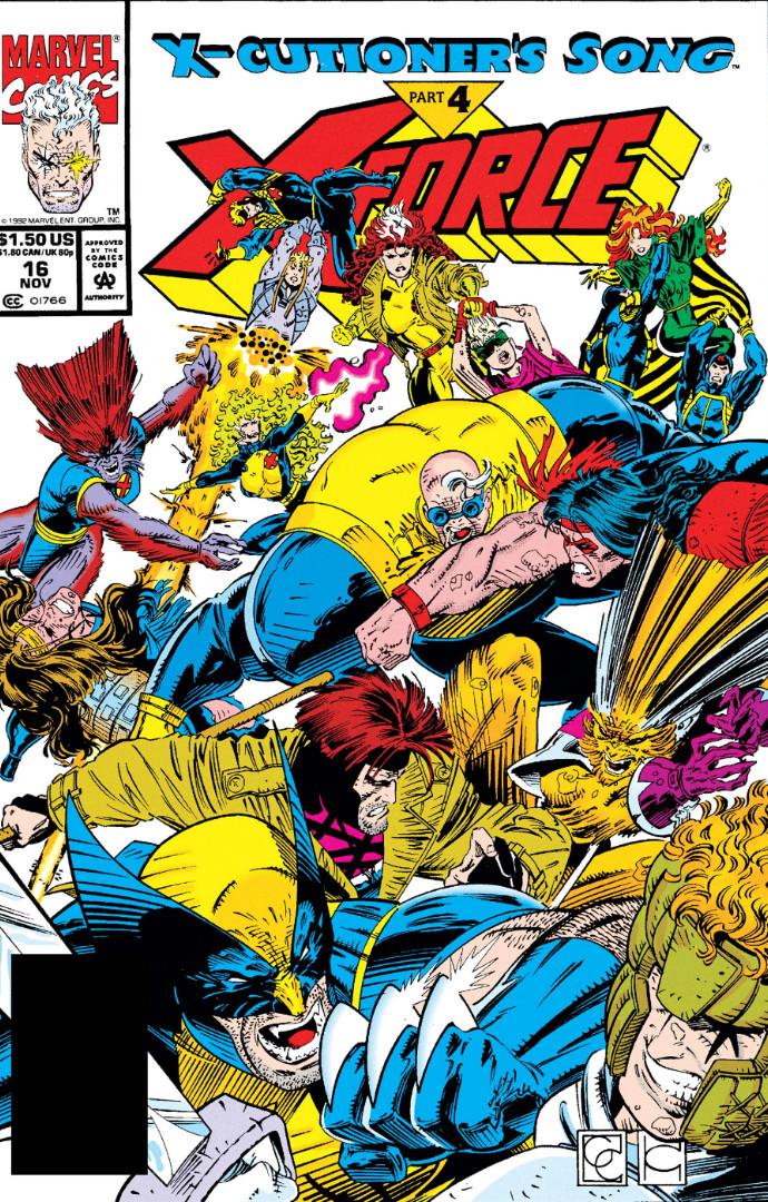 X-Force Vol 1 16