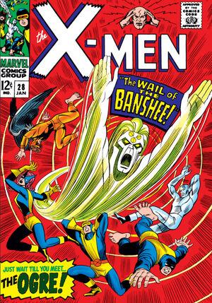 X-Men Vol 1 28