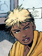 Abigail (Sersi's Roommate) (Earth-616) from Eternals Vol 3 1 0001